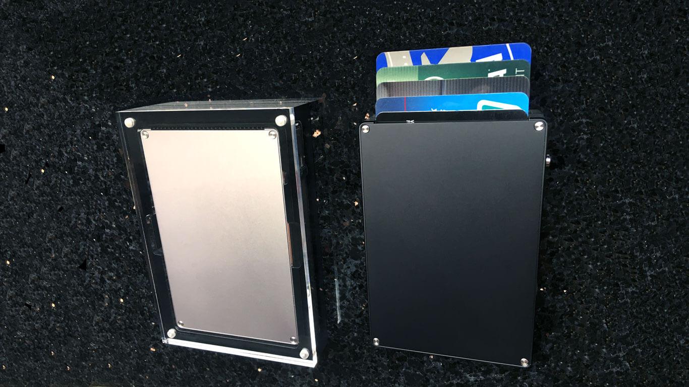 Cascade Smart Slim Leather Wallet » Gadget Flow
