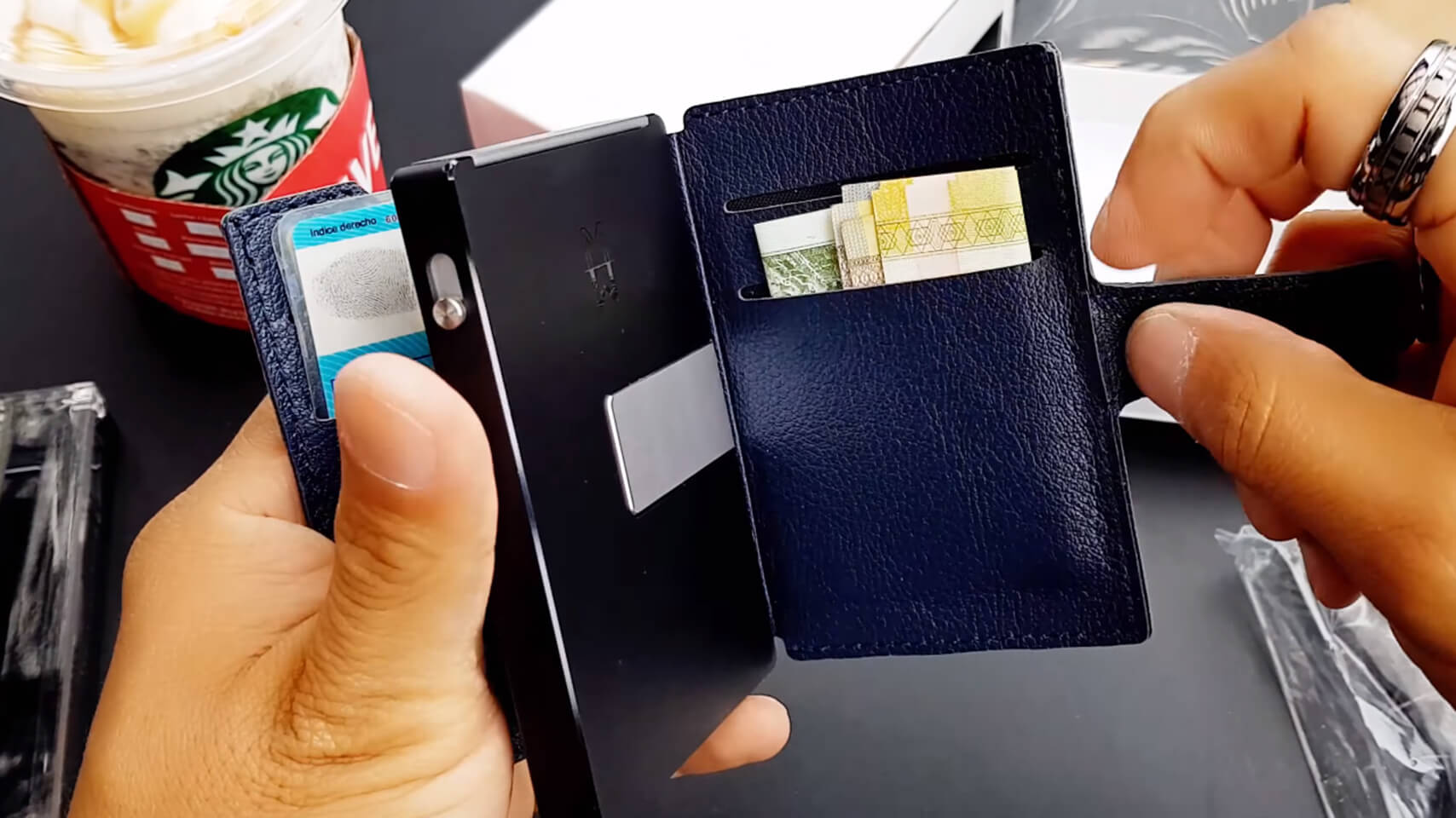 Multifunctional Trifold Wallet